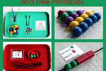 Preschool Silly Village / Getting ready for kindergarten! / by Rebecca Rak