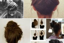 Hair-Do's / by Katie Rutledge