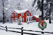 For Winter & Christmas / . / by Karen Swanger