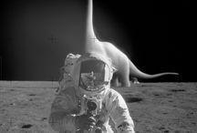space walk / by Fabrizio Piccolini