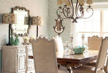 Dining Rooms / by Amy@11MagnoliaLane