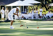 Meadowood Sports / Hidden away in the Napa Valley, in the private Meadowood setting, are the resort's spa and sports venues. The spa offers luxurious and restorative treatments while the sporting life features golf, tennis, croquet, hiking and swimming.  / by Meadowood Napa Valley Official