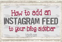Blogging & Instagram / by Kimberly Sutor - Simple66Gal.com