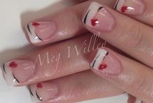 Painted nail passion / All about painted nails / by Amy Myers