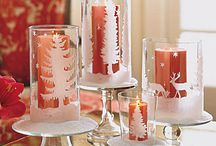 Candle Holders / by Parna Henry