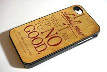 Phone Cases / by Morgan Barnard