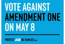 Tools against Amendment One / by Protect ALL
