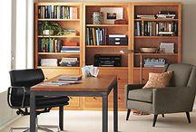 office/craft room / by Robin Sanders