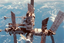 International Space Station / by Glen Stewart