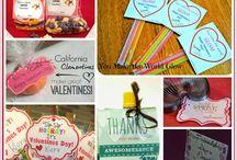 Valentine's / by Tasha Young
