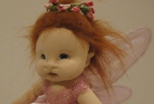 Dolls :) / by Sue Brown