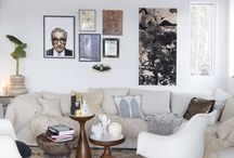 Living Spaces / by Riza Taylor