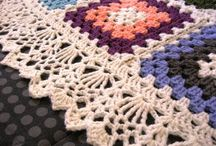 crochet-afghans,bedspreads and tableclothes / by Valerie Bowen
