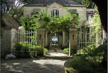 French Country Houses / by Kathy Conrad