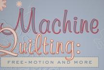 quilting / by Lori Mahaffey
