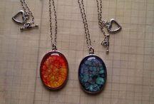 UTEE Melt Pot Jewellery / by Pauline Carpenter