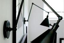 Lighting / by Jodi Mellin Interior Design