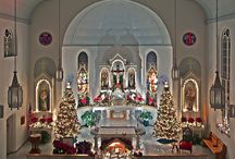 Catholic Christmas / Crafts, gifts and ornaments for the Catholic home in observance of Advent and Christmas.  / by Discount Catholic Products