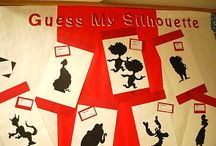 Library-Dr. Seuss 2014 / Inspiration for our annual Dr. Seuss fete.  / by Angela Palmer