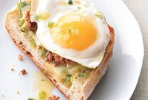 Breakfast.. confession healthy and not so healthy recipes. . ;-) / by Wendy Burtrum