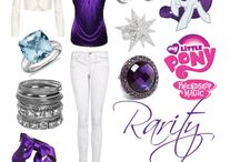 My Little Pony Friendship is Magic / by Madison Your