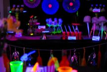 Glow in the dark party / by Teresa Cook