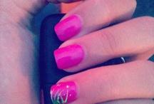 Nails! / by Hailey Morgan