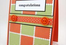Congradulations cards / by Sandra Guinaugh
