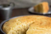 Food - Bread - Cornbread / by Janey (Utah Valley Foodie)