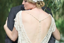 Mariage - Inspiration - robes, coiffures / by Liz-Ln Comdeuxfilles