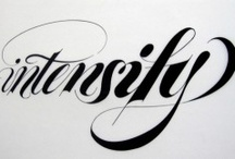 beautiful type / by Mary Quick