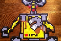 Perler Bead Projects / by Debbie Pallmig-Bradley