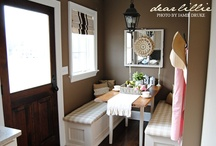 Island cabin ideas / Hubby and I are planning an Island cabin in the next couple years, pinning my ideas here. / by Laurie Farnes