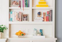 Beautiful Bookshelves / by Trisha Kennedy