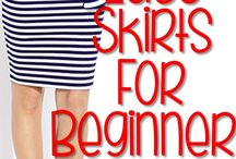 For Beginners / by It's Sew Easy