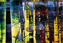 ABSTRACT ARTISTS AND ART / by Lesley Hill