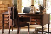 Home Offices / Small Rooms (Nooks) / by Christina Smiley