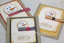 Cards - Christmas / by Carla Leonard