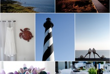 Beach Wedding Ideas / Ideas for our Hatteras Island beach wedding / by Jodi Steinhoff