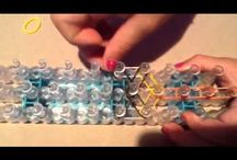 Rainbow loom / by Stephanie Cater