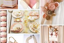 Wedding | Pink & Gold  / by Taylor Made Soirées