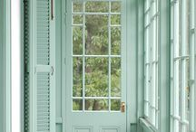 Color on Trim / by Jean Molesworth Kee