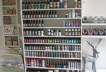 Craft Organizing / by Joy Tindel