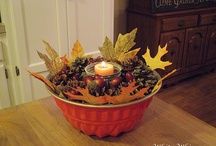 Ideas for Fall / by Gail Blain Peterson (Faithfulness Farm)