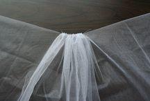 diy wedding veil / by Regina