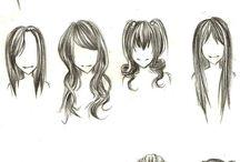 Hair / by Burcu Gözde