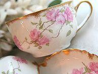 Teacups and teapots / by Terri Campbell