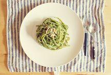 Food - Pasta / by Sarah VanCamp Kern