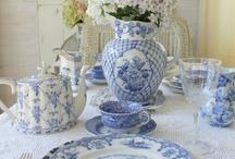 Aiken House & Garden / Tea and romantic decor / by Rebecca White