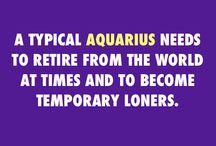 Aquarius  / All about My Zodiac sign:-).  / by Karen KareBear